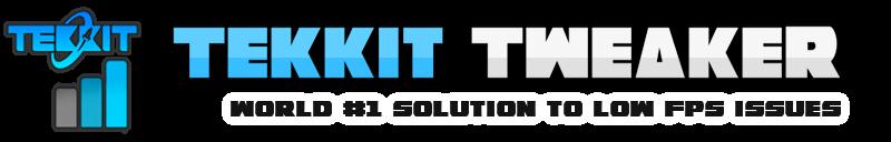 Tekkit Tweaker | Solution to low FPS in Tekkit mod